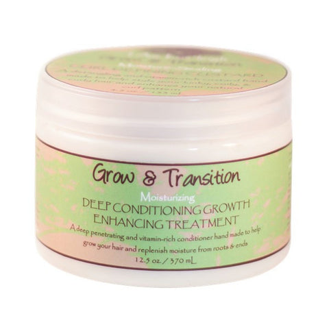 Moisturizing Deep Conditioning Growth Enhancing Treatment