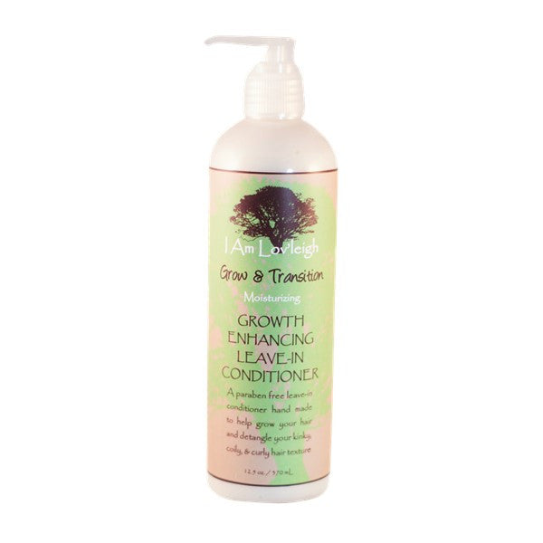 Moisturizing Growth Enhancing Leave-In Conditioner