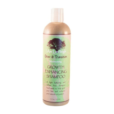 Moisturizing Growth Enhancing Shampoo