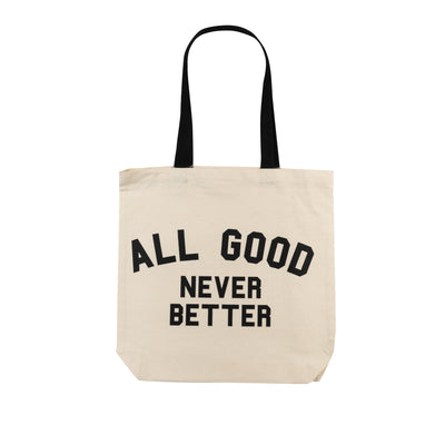 AGNB Recycled Tote Bag