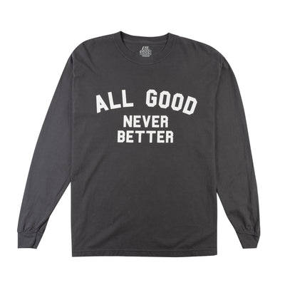 AGNB Long Sleeve Graphite