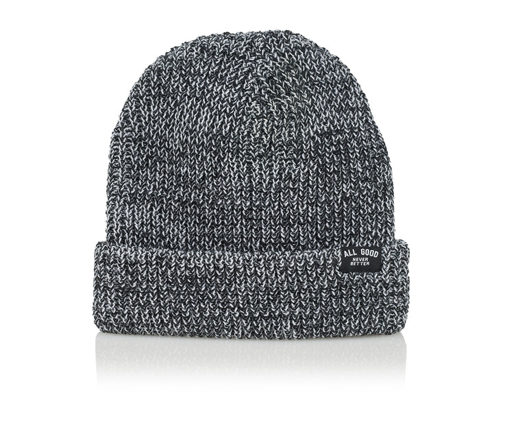 Everyday Beanie Blk Heather
