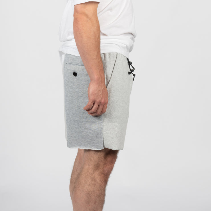 Ath Heather SweatShorts