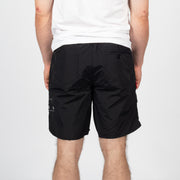 Black Doheny Boardshort