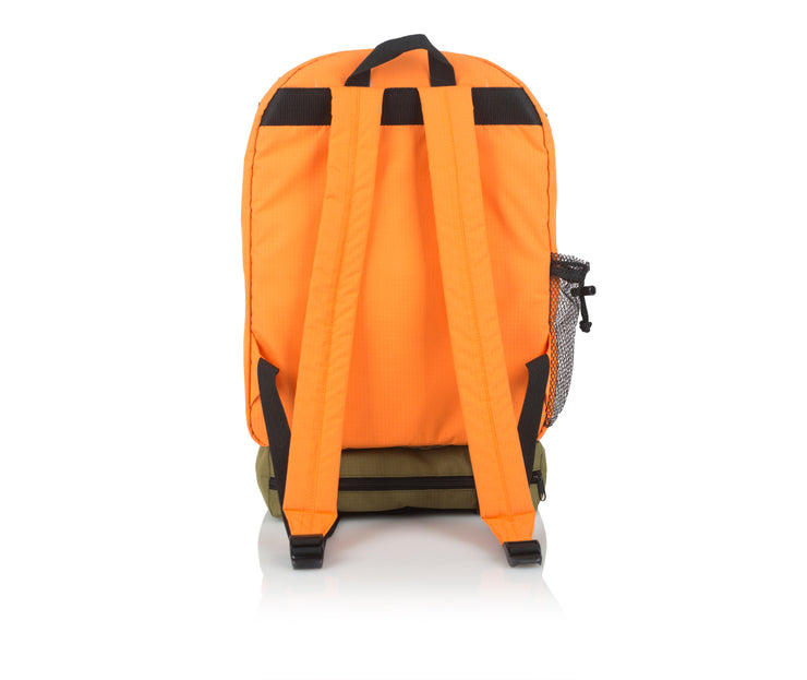 30 Days Orange Backpack