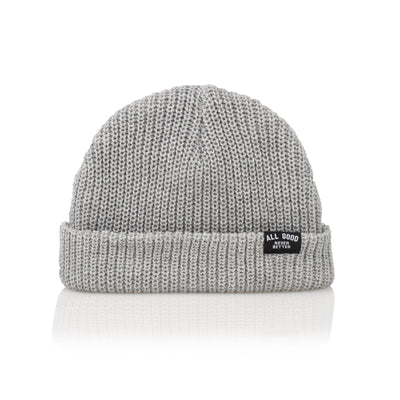 Everyday Beanie Grey