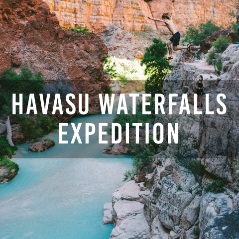 Havasu Waterfalls Expedition
