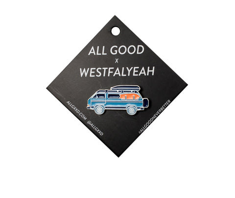 Westfalyeah Pin