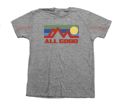 Primary Horizon Tee