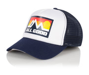 Navy Horizon Trucker