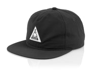 Black Tented US Hat
