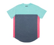 Ticker Cut Tee