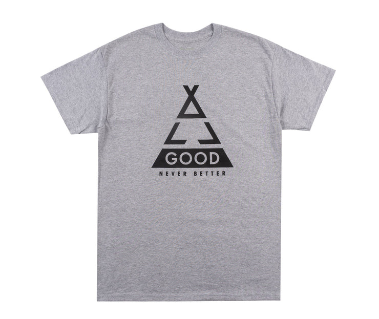 Tented Gray Tee