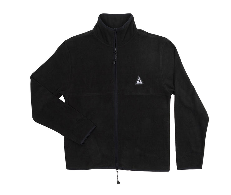 Blk Fleece Traveler