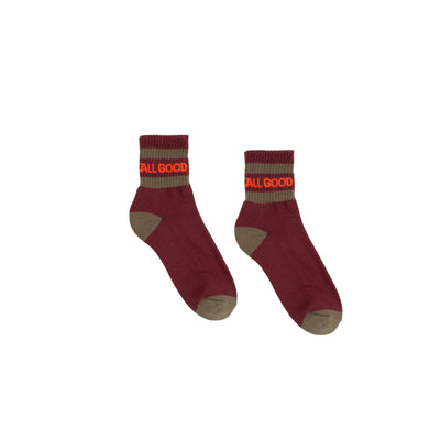 Burg Hiker Socks