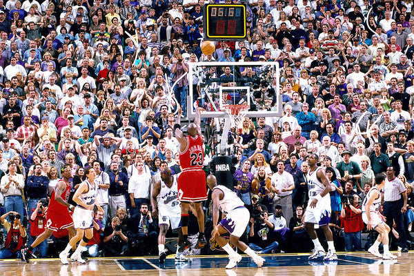 The Shoes Behind The Last Shot: All About The Jordan XIV