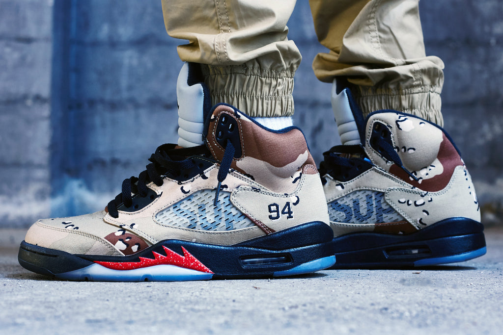 Supreme x Nike: The Top 10 Sneaker Collaborations