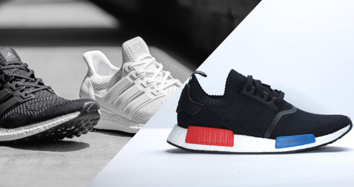 mármol realidad juicio  Which Boost Is Best? Ultra Boost VS NMD's – PIFF