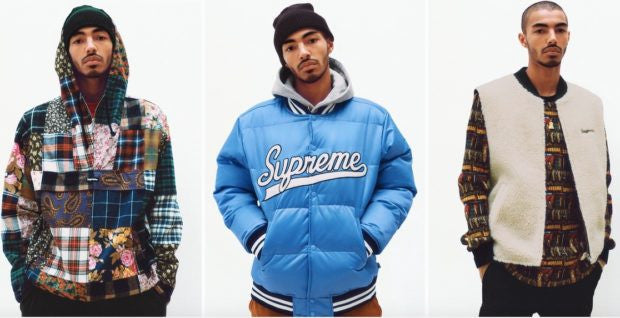 The 10 Best Pieces From Supreme's F/W '16 Collection