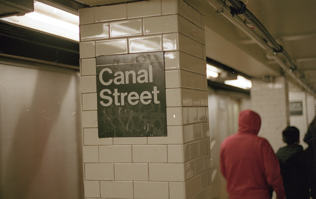 MTA, Canal Street