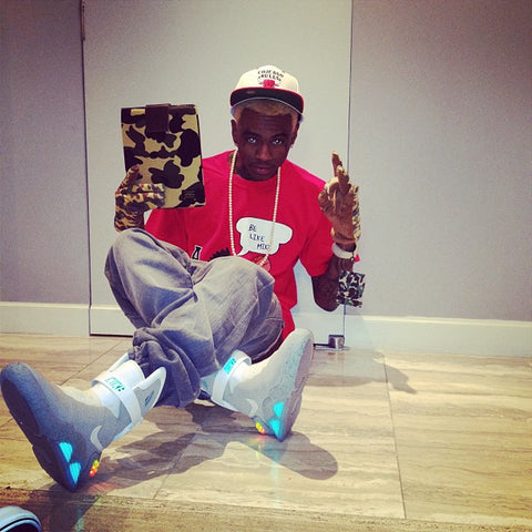 Soulja Boy A Bathing Ape
