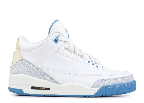 Jordan 3 Retro Harbor Blue (W)