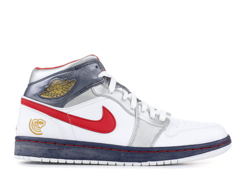 Jordan 1 Retro Olmypic (2008)