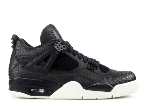 Jordan 4 Retro Retro Pony Hair Black