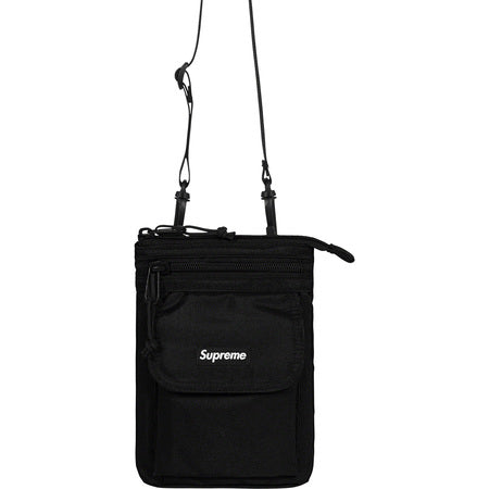 Supreme Shoulder Bag (FW19) Black