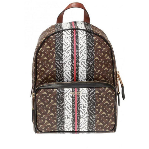 Burberry Monogram Stripe Backpack