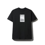 Anti Social Social Club Thank God Tee Black