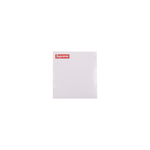 Supreme Post-it Notes White