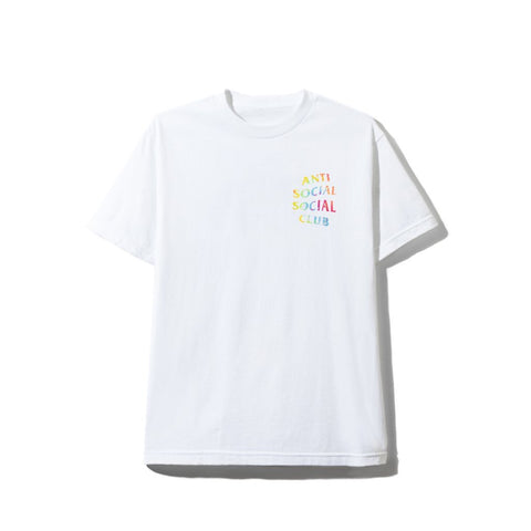 Anti Social Social Club Thai Dye Tee White