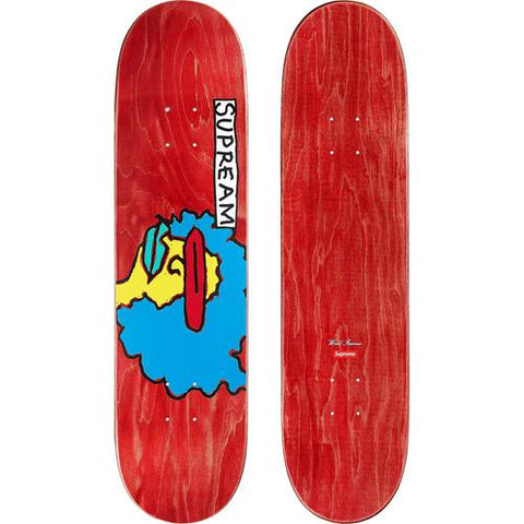 Supreme Gonz Ramm Skateboard Red