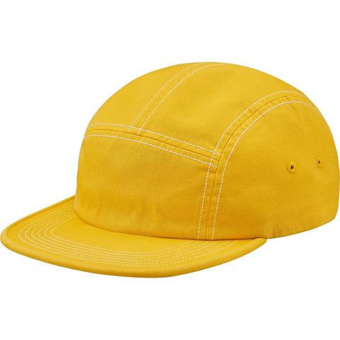 Supreme Fitted Rear Patch Yellow