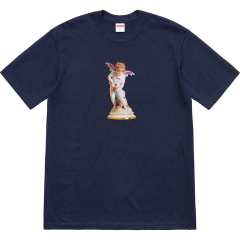 Supreme Cupid Tee Navy