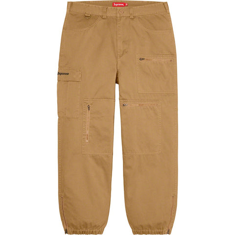 Supreme Cargo Flight Pant (SS21) Tan