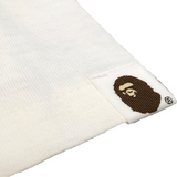 A Bathing Ape BAPE Head 2011 Tee White