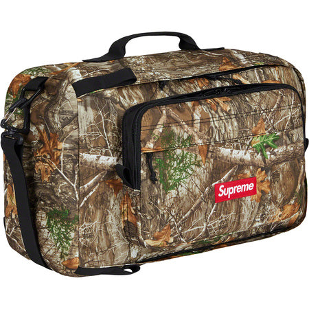 Supreme Duffle Bag (FW19) Real Tree Camo