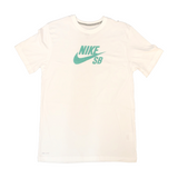 Nike SB Diamond Supply Tee White