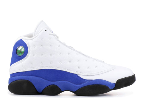 Jordan 13 Retro White Hyper Royal Black