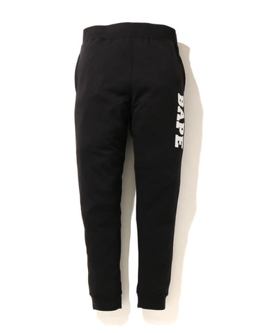 A Bathing Ape BAPE Sweatpants Black