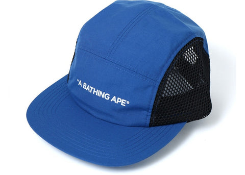 A Bathing Ape Jet Cap Blue