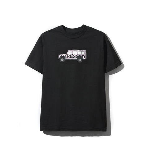 Anti Social Social Club IWC Safari Tee Black