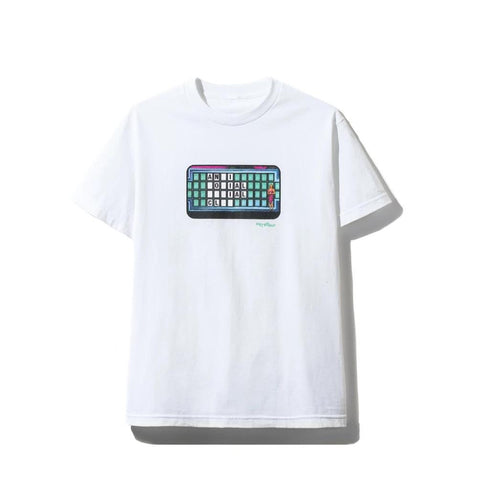 Anti Social Social Club Jackpot Tee White