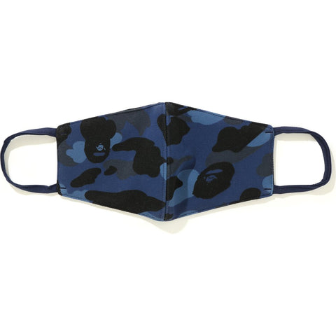A Bathing Ape Color Camo Mask Blue