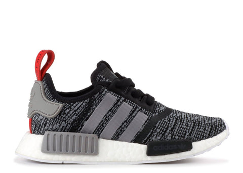 Adidas NMD R1 Glitch Core Black Camo