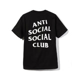 Anti Social Social Club Logo Tee Black