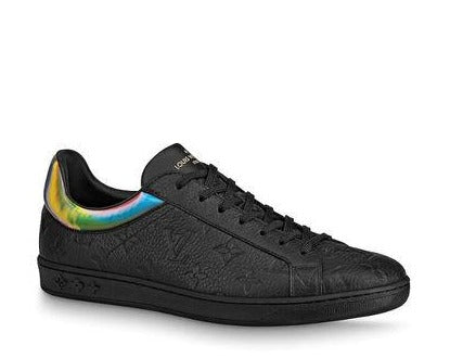 Louis Vuitton Luxembourg Leather Sneaker Noir