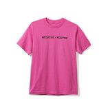 Anti Social Social Club Critical Tee Pink